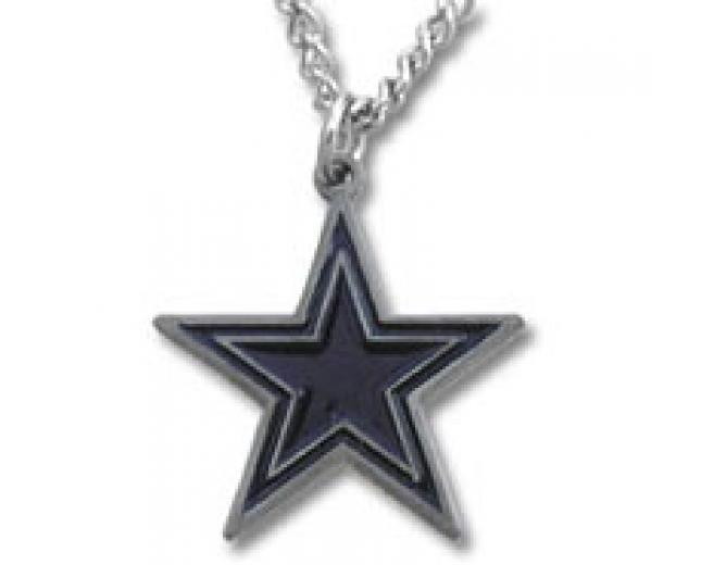 dallas cowboys pendant necklace