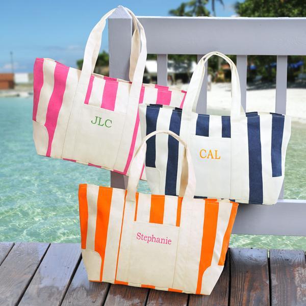 Beach Bag: Personalized Beach Bags
