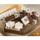 Fall in Love Scented Leaf Shaped Favor Soaps