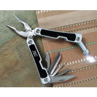 Mens Personalized Multi-Tool Pocket Knife & Pliers Set