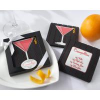 Cosmopolitan Coaster Bachelorette Party Favor
