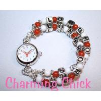 Beaded University of Texas Longhorns Watch
