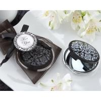Damask Compact Mirror